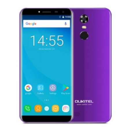 Oukitel Smartphone C8 Purple